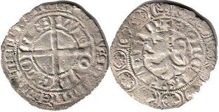 coin Flanders Grosh ND (1337-38)