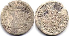 coin Cleve 1 stuber 1669