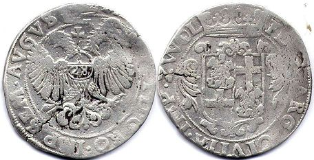 coin Zwolle 28 stuver ND (1665)