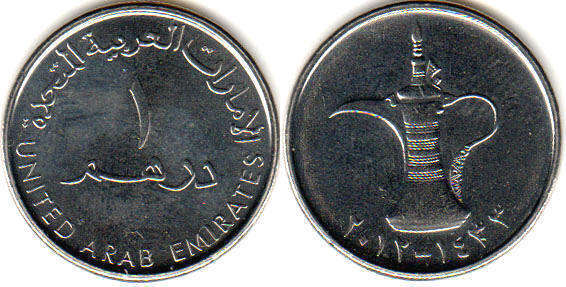United Arad Emirates Online Free Coins Catalog With Photos