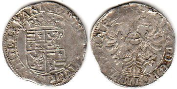coin Oldenburg schilling ND (1614)
