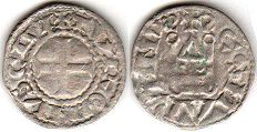 coin Saint Martin de Tours denier