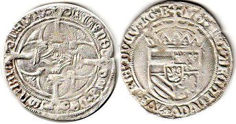 coin Spanish Netherlands stuver ND (1507-1516)