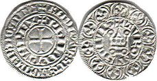 coin France maille tierce 1306