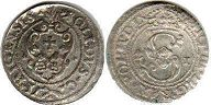 coin Riga solidus 1621