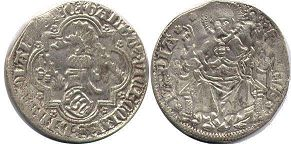 coin Milan Grosso ND (1354-1378)