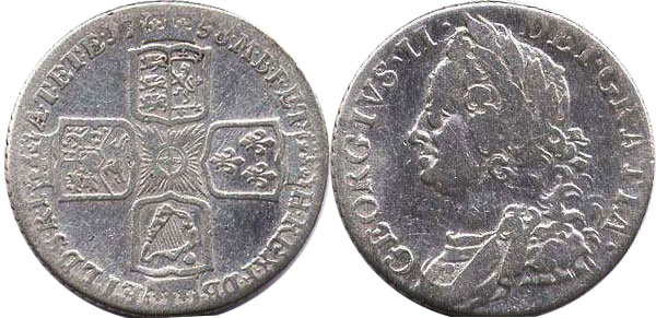 Great Britain - online free coins catalog with photos and values