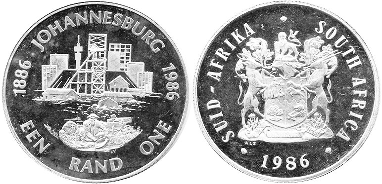 Afrika value suid coin South African