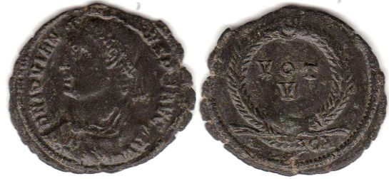 coin Roman Empire Jovian