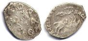 coin Moscow denga ND (1505-1533)