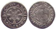 coin Austria 1 kreuzer ND (1665-1705)