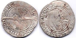 coin Burgundian Netherlands groot without date (1505-1506)