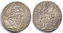 coin Ragusa 1 grosetto without date (1619-1621)