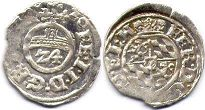 coin Hildesheim 1/24 taler (groschen) without date (1620)