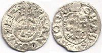 coin German Anhalt 1/24 taler 1620