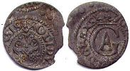 coin Riga solidus ND (1621-1632)