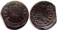 coin Vic dinero ND (1611)