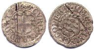 coin Cologne 8 heller 1699