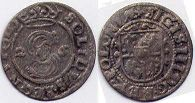 coin Poland solidus 1626