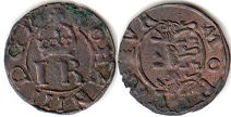 coin Reval solidus (1568-1592)