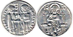 coin Venice Grosso ND (1280-1289)