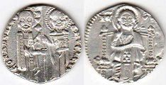 coin Venice Grosso ND (1289-1311)