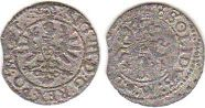coin Lithuania 1 schilling 1623