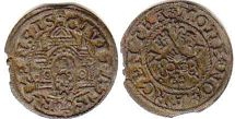 coin Riga solidus 1577