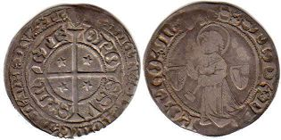 coin Metz Grosch ND (1550-1570)