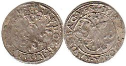 coin Pfalz 3 kreuzer ND (1576-1604)