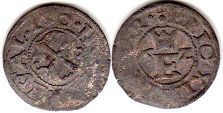 coin Reval solidus 1562