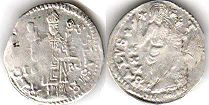 coin Ragusa 1 grosetto 1682