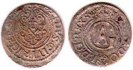 coin Riga coin Riga solidus ND (1621-1632)