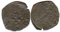 coin Lausanne denar without date (1517-1536)