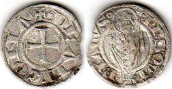 coin Ancona grosso ND (13 century)
