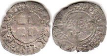 coin Savoy Quarta (1/4 soldo) ND (1497-1504)