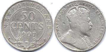 Canadian colonial coinage - online free coins catalog with